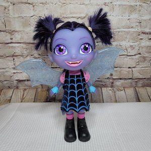 """Disney Vampirina 12"""" Talking Vee Doll Light Up Wit"""